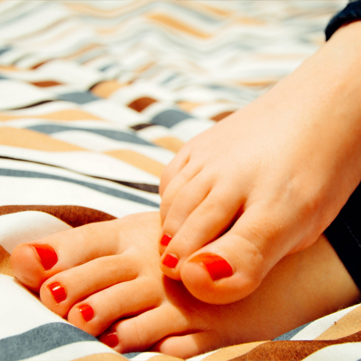 Luxury Pedicure Southampton